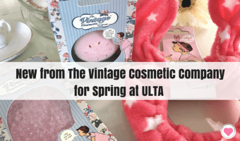 Fun New Vintage Cosmetic Company Products