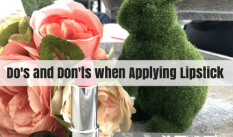 Do's and Don'ts When Applying Lipstick