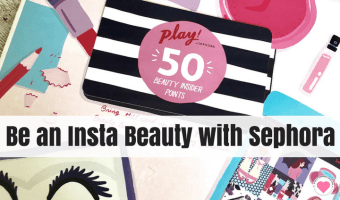 Sephora Play Bag to Get Insta Ready