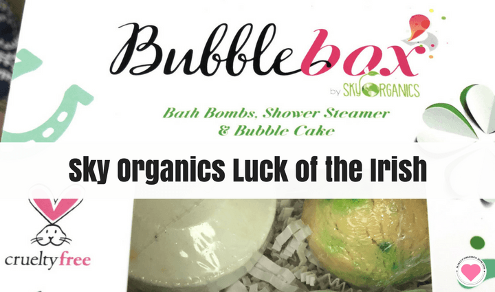 Sky Organics March Bubble Box review