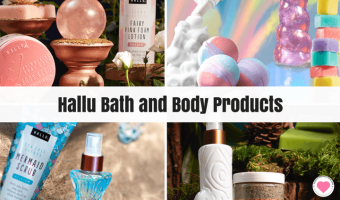 Holla for Hallu Bath Products