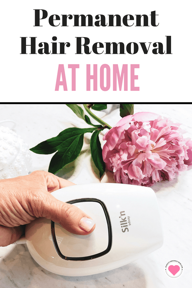 Join the Revolution with Silk\'n for Permanent Hair Removal + Giveaway