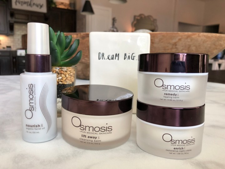osmosis skincare for dry skin