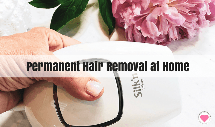 permanent hair removal at home