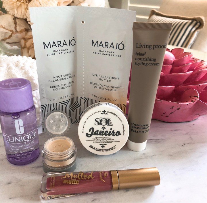 Play by Sephora monthly beauty subscription bag