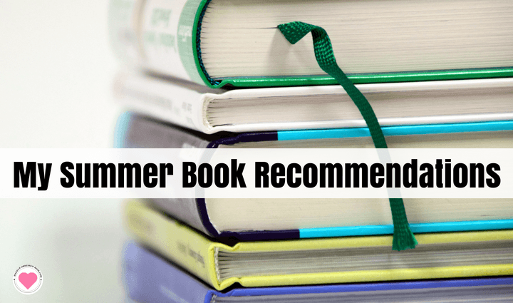 summer book recommendations 2018