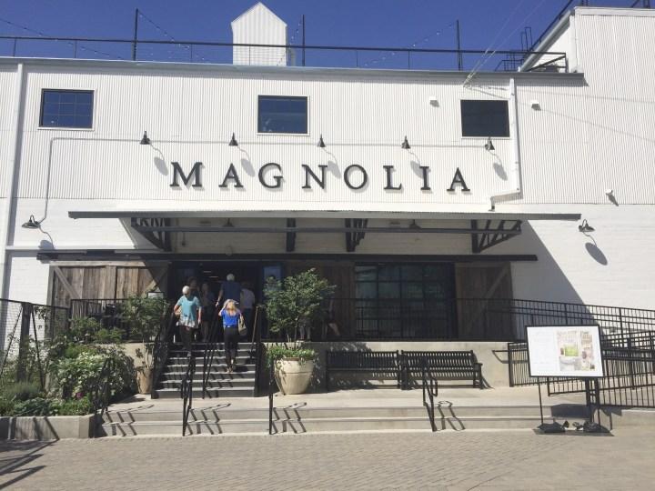 Magnolia Market Waco, Texas