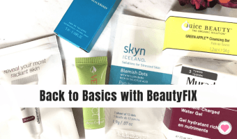 Back to Basics with BeautyFIX