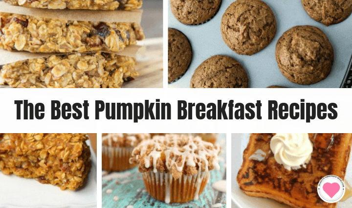 best pumpkin breakfast recipes