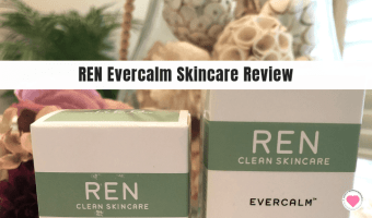 REN Evercalm Skincare Review