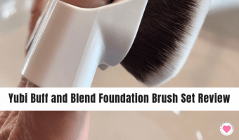 An Ergonomically Designed Makeup Brush