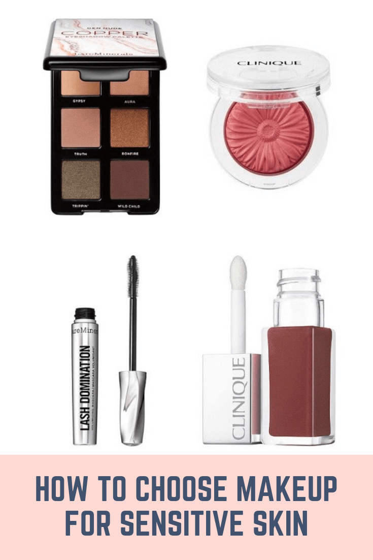 Need help picking makeup products for your sensitive skin? See my recommendations on makeupobsessedmom.com
