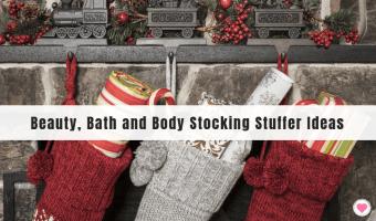 beauty bath body stocking stuffer ideas