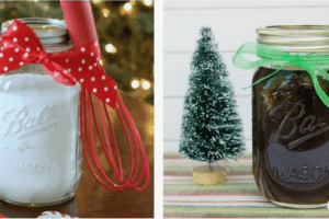 diy creative gifts in a jar