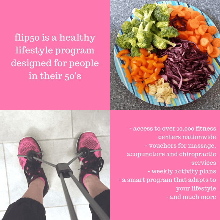 flip50 healthy lifestyle program