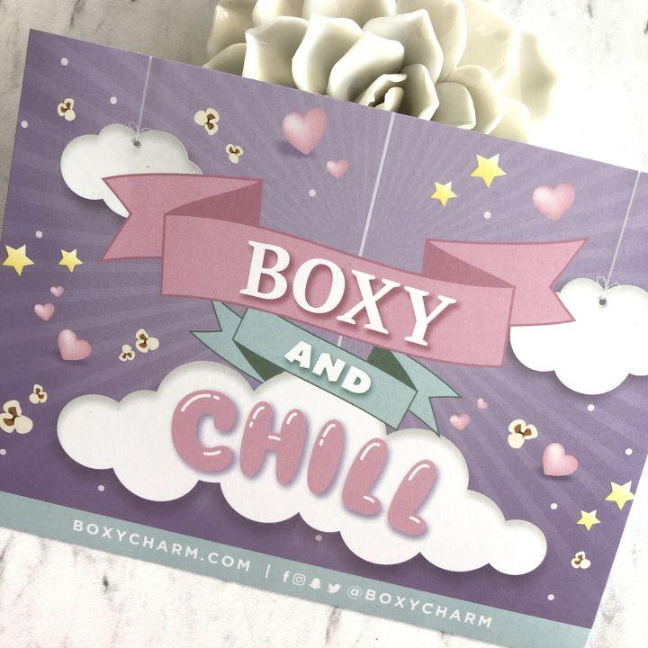 January Boxy Charm
