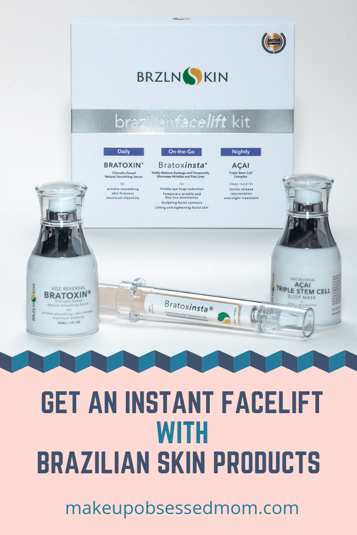 Facelift in a Bottle Giveaway
