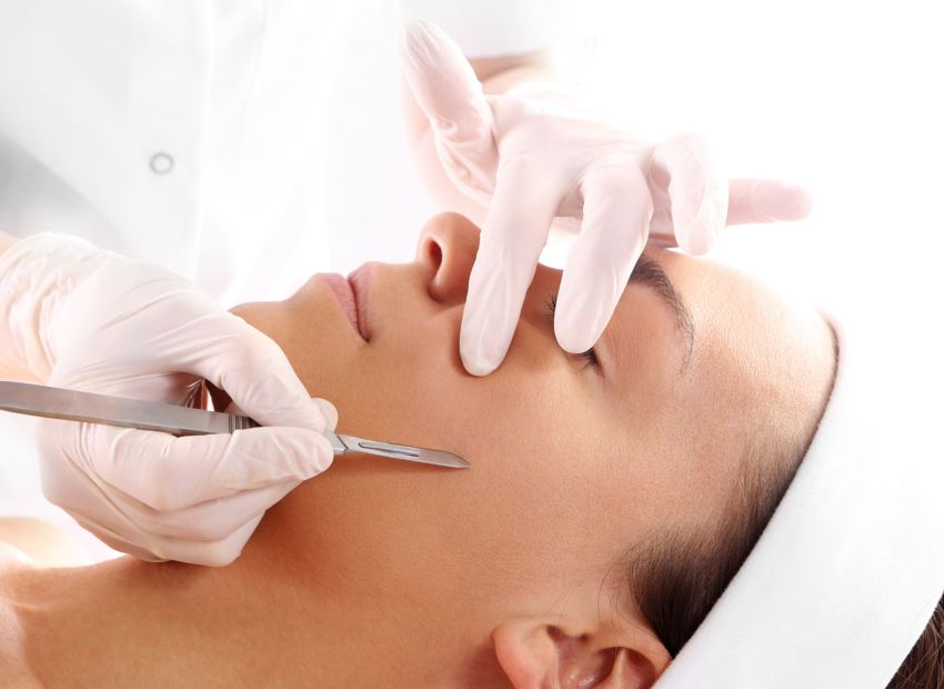 What is dermaplaning treatment