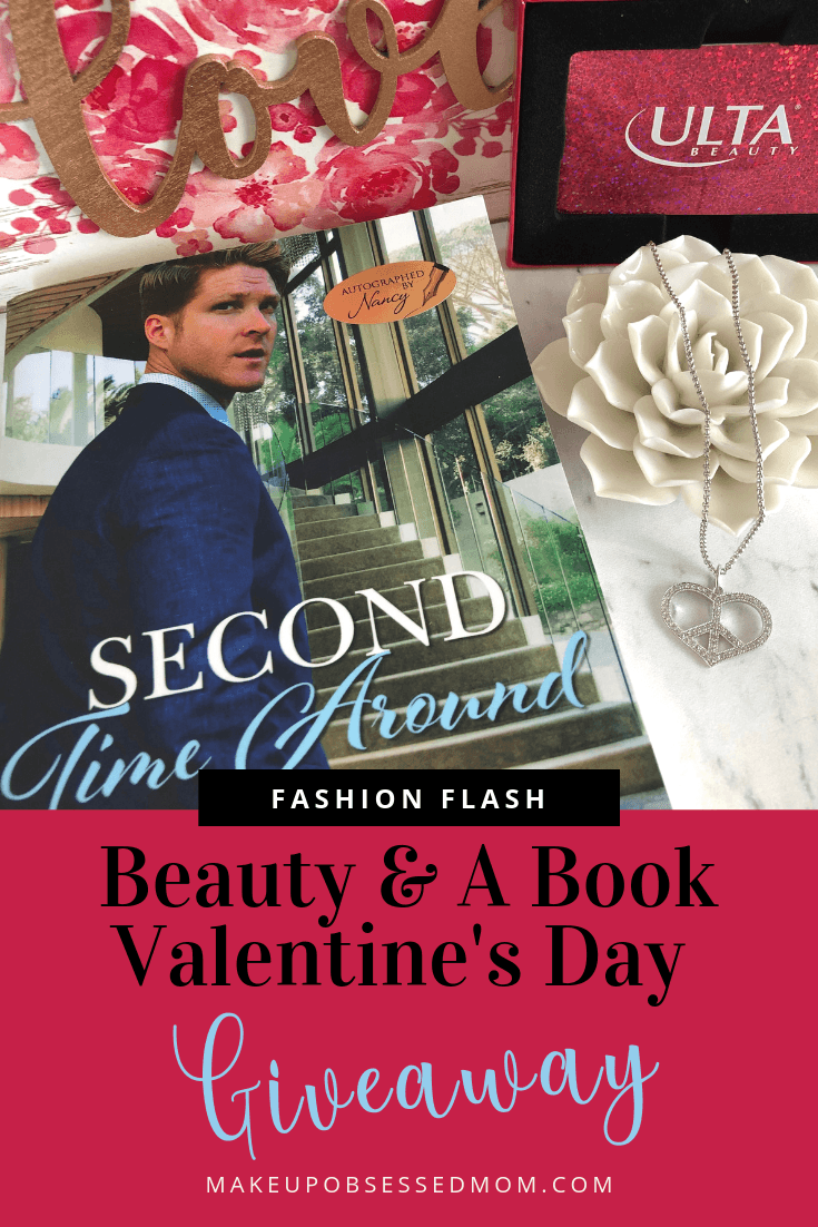 Fashion Flash Beauty and a Book Giveaway