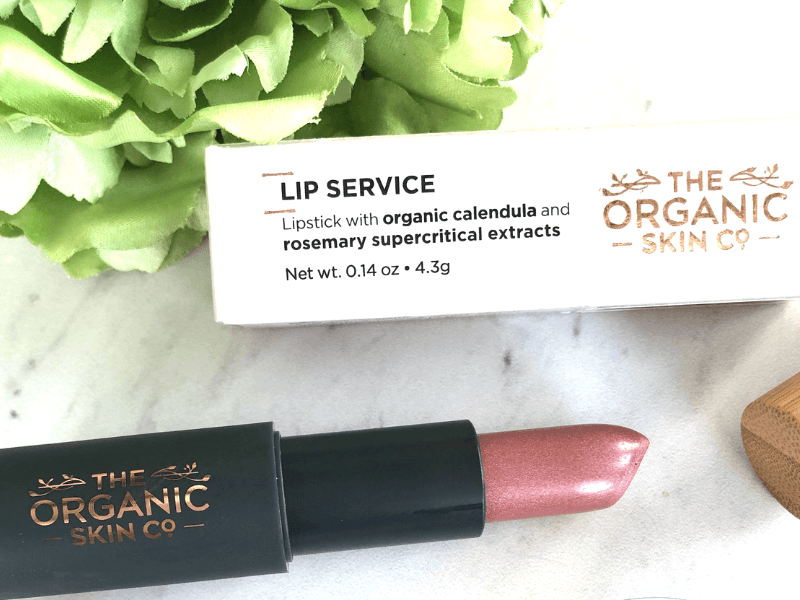 The Organic Skin Co product review
