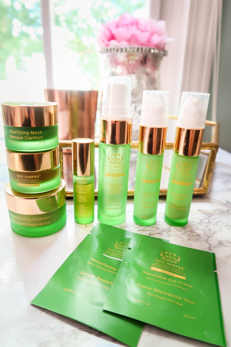 beauty products by Christine