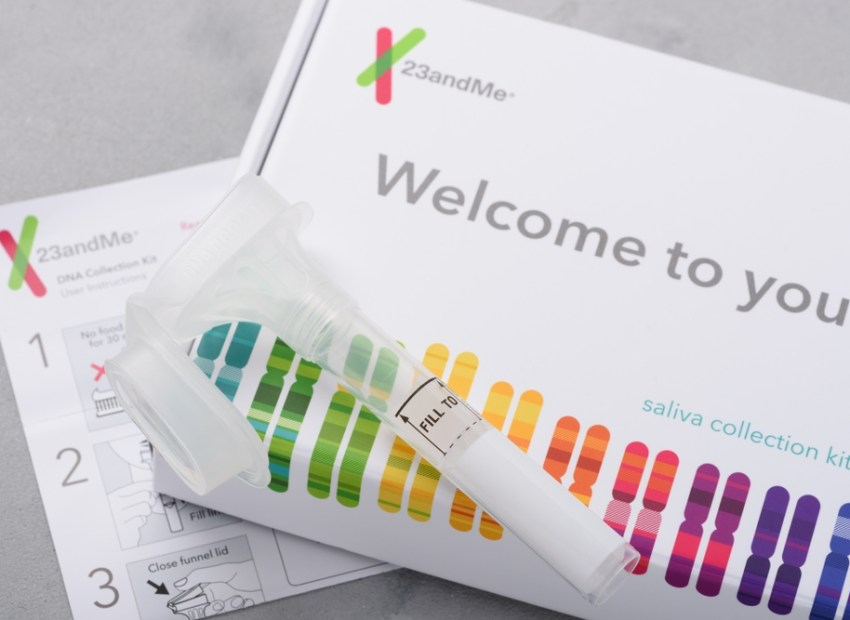 dna test kit