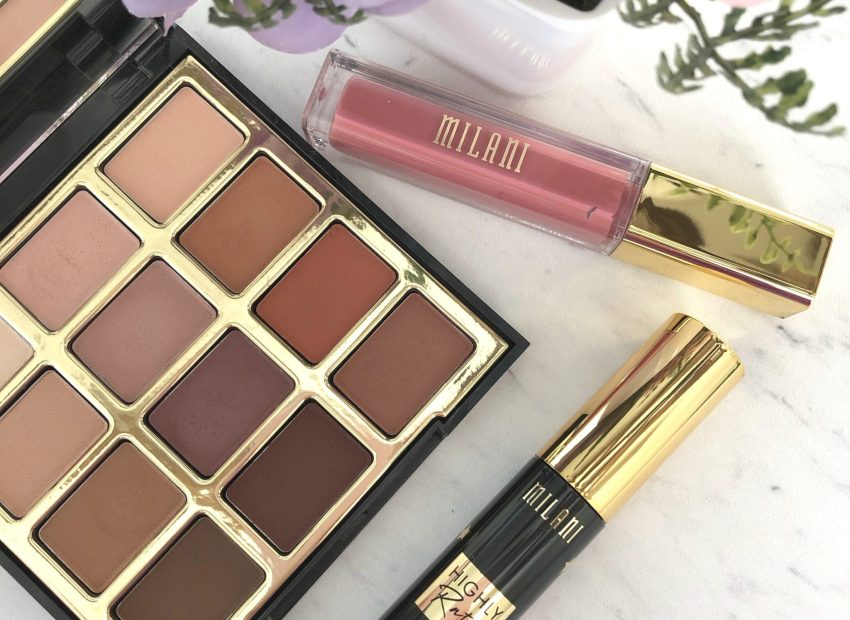 Milani Cosmetics review
