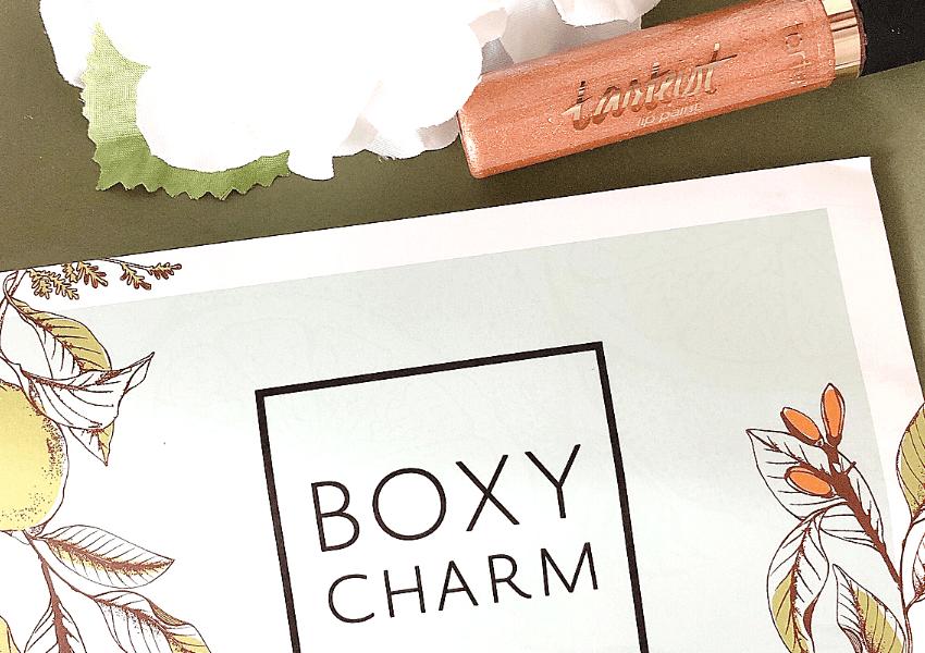 July BoxyCharm