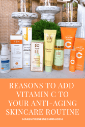 Vitamin C for anti-aging skincare