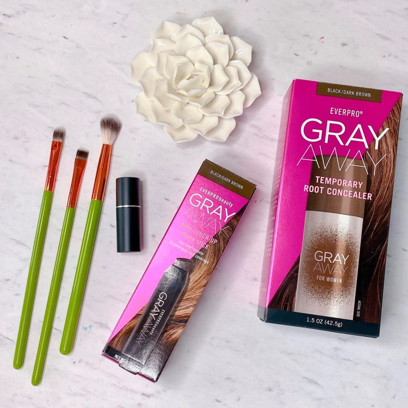 Gray Away root concealer spray