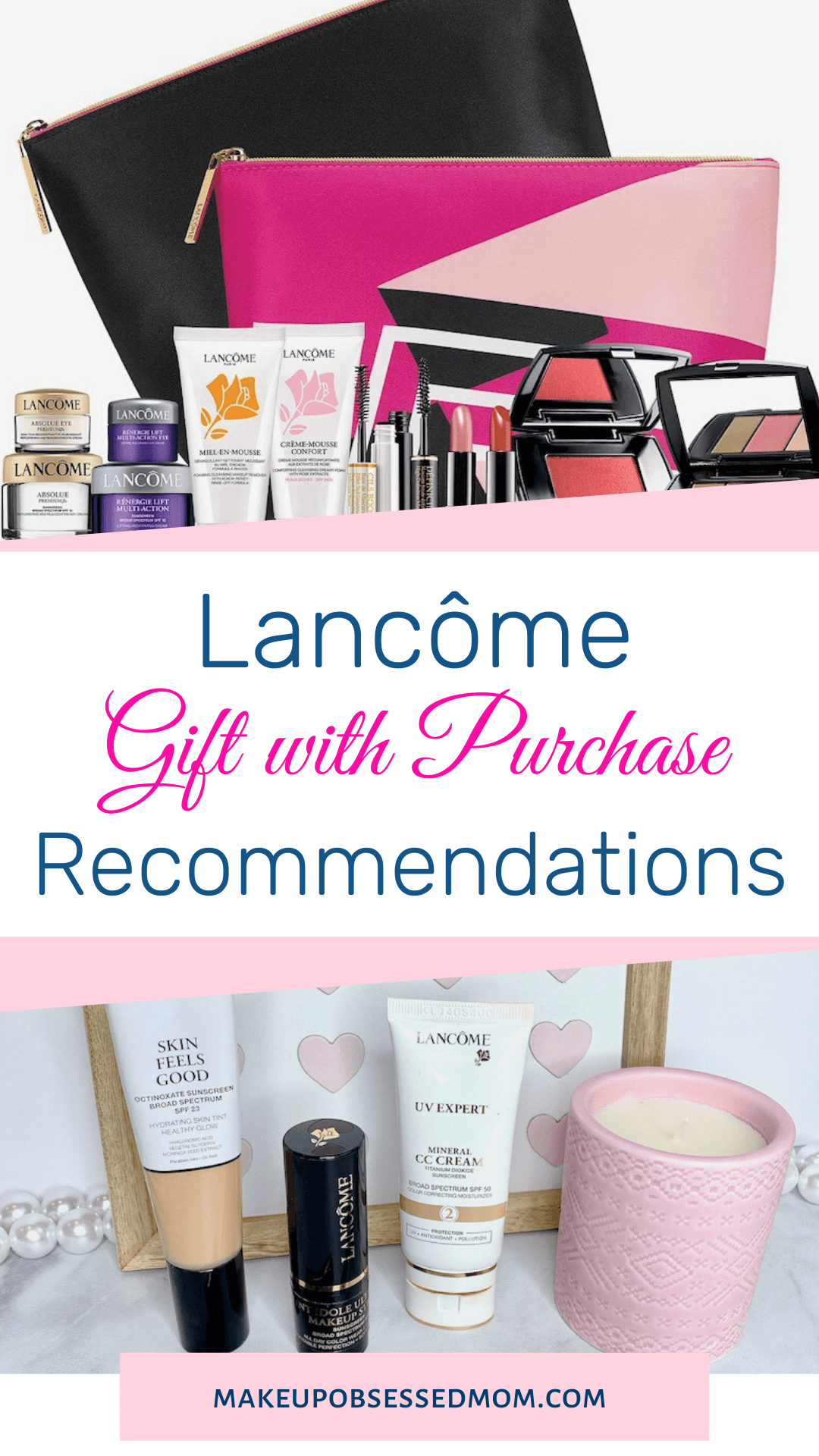 It\'s Lancôme Gift with Purchase Time