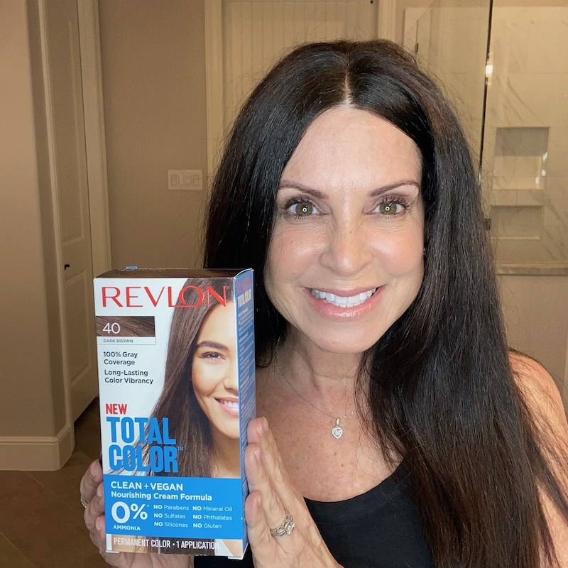 Revlon clean vegan hair color