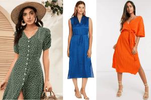 favorite midi dresses