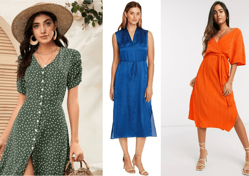 favorite midi dresses