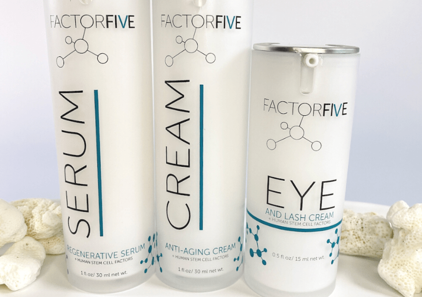 FACTORFIVE skincare review