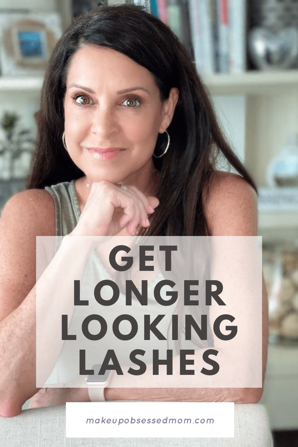 Longer Looking Lashes with LiLash Products