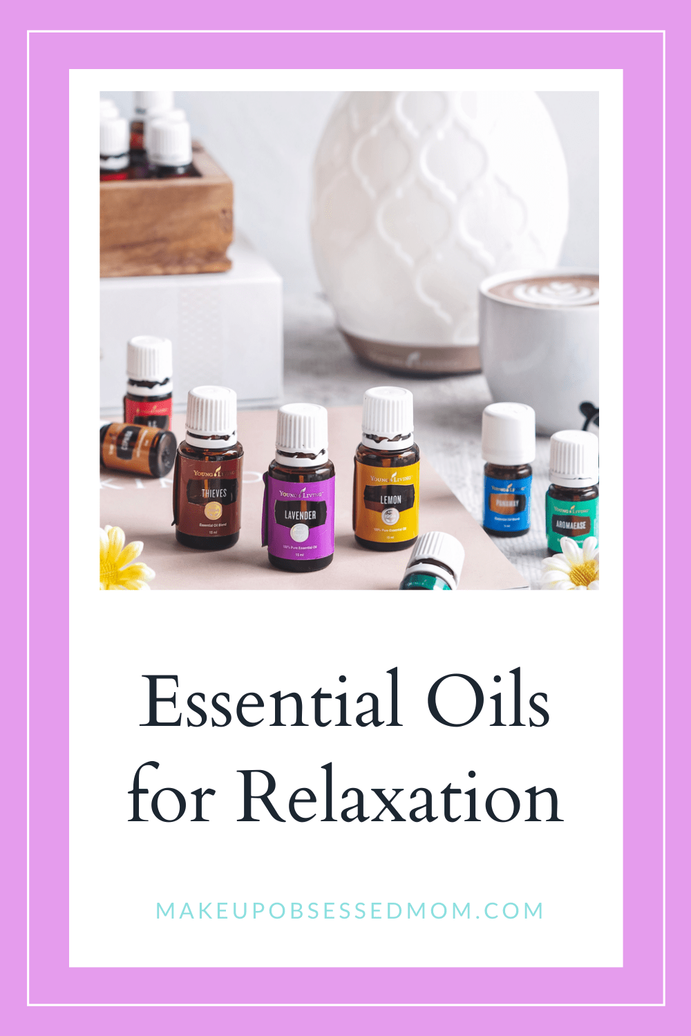 Using Essential Oils For Relaxation