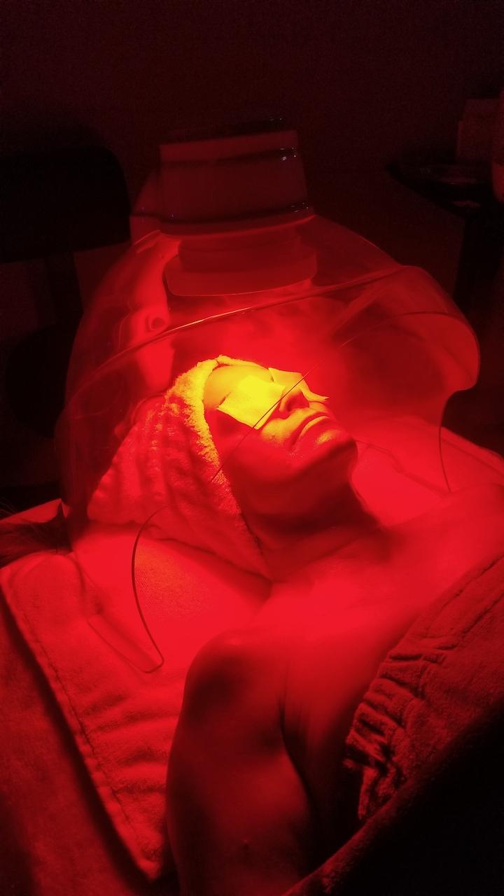 OxygenCeuticals Astrodome Oxygen Facial