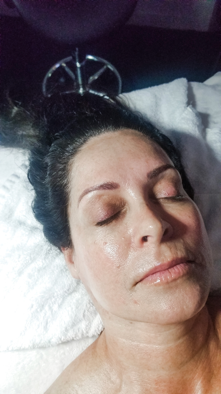 OxygenCeuticals after glow