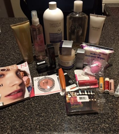 New Giveaway, Avon Mug, and New Business Cards