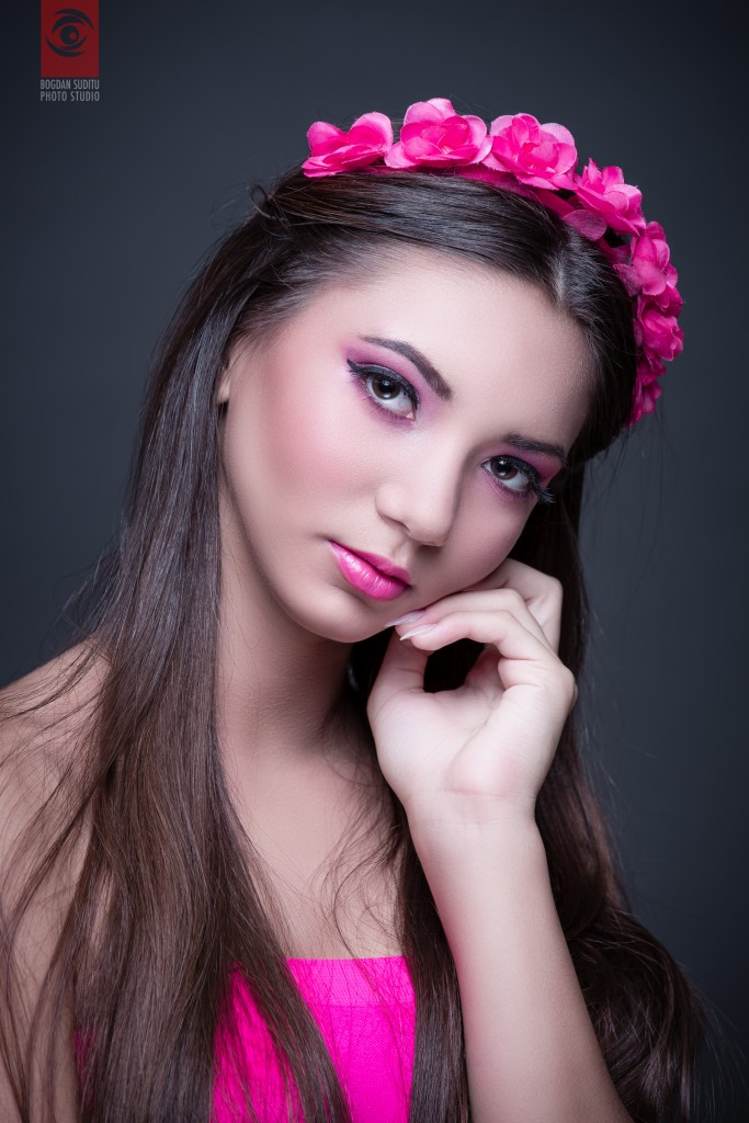 Photo/Edit: Bogdan Suditu Makeup: Make-up Swan by Aly Model: Marya Mia