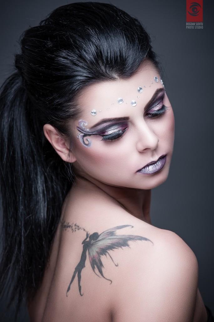 Photo/Edit: Bogdan Suditu Makeup: Make-up Swan by Aly Model: Beatrice Sandra