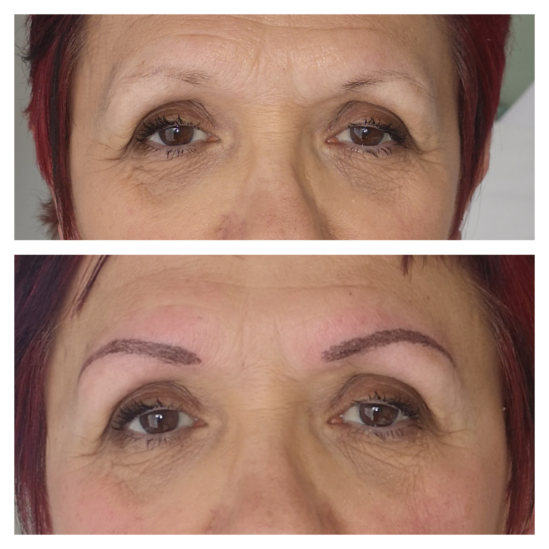 Maquillage permanent sourcil