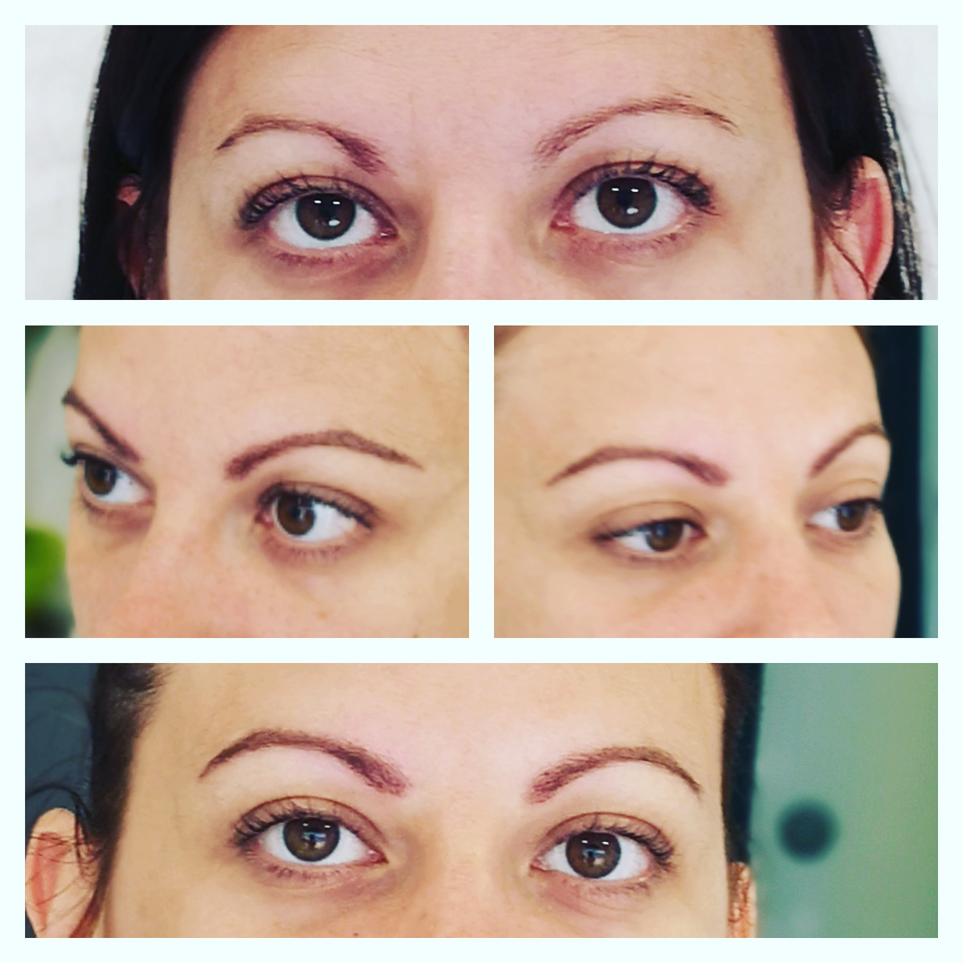 Tattoo sourcils