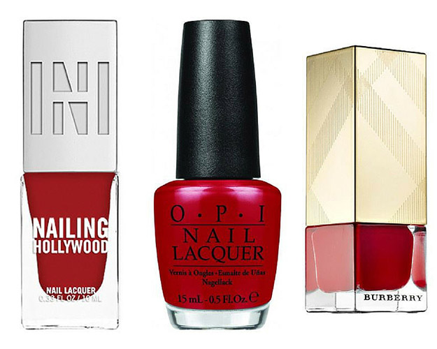 4 Trendy New Nail Polish Colors For Spring 2016 Fashion