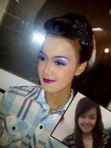 Jasa Tata Rias Wajah/Make Up Wisuda/Make Up Artis Di Jogjakarta