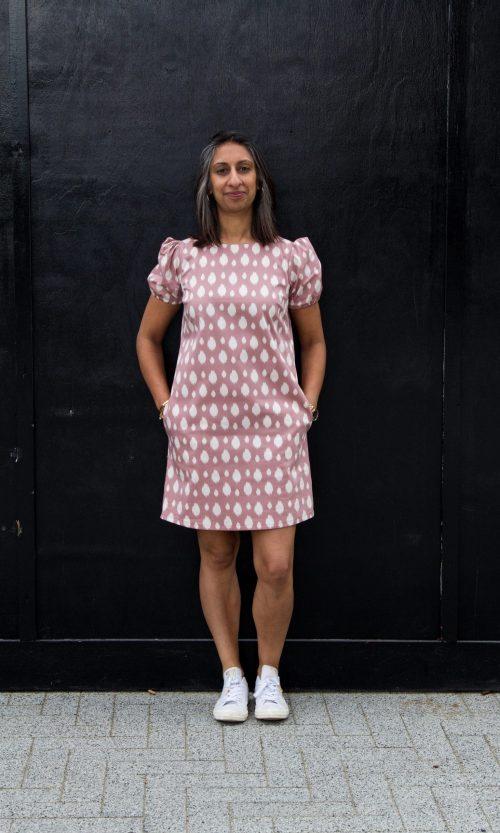 corey dress has pockets