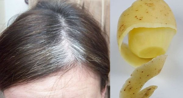 Get Rid Of White Hair With Only One Ingredient!