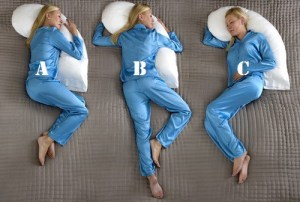 What Kind Of Woman Are You According To Your Sleeping Position