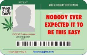 5 Benefits of a Medical Marijuana Card